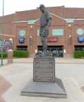 Oklahoma City native and Hall of Fame catcher Johnny Bench...