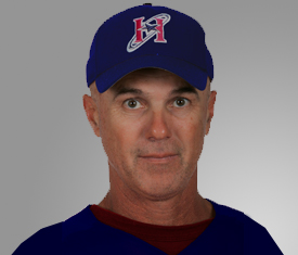 Bob Miscik as Double-A Huntsville's manager in '09