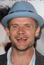 Flea from Red Hot Chili Peppers...Sounds strength coach Andrew Emmick came up with this one