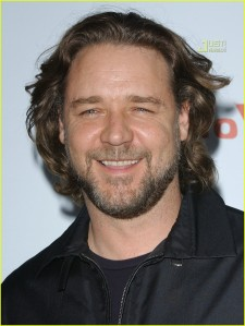 Russell Crowe...this is who Halton -- and only Halton -- compares himself to...