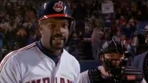 "Pedro Cerrano, played by Dennis Haysbert in ""Major League"""