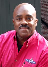 Reggie Williams, shown above from his days as a member of the Memphis Redbirds front office