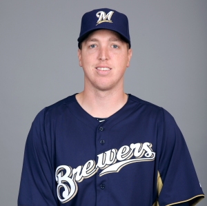 Photo courtesy Milwaukee Brewers / MLB