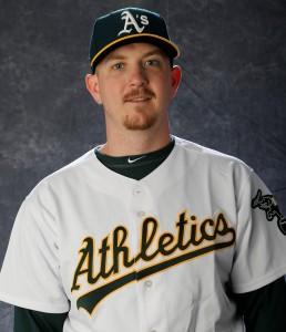 Photo courtesy of MLB / Oakland A's