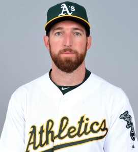 Photo courtesy of Oakland A's / MLB