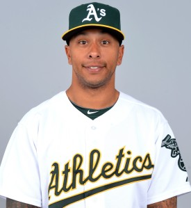Photo courtesy of Oakland A's
