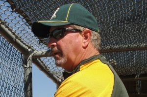 Grady Fuson, special assistant to the GM for the Oakland A's