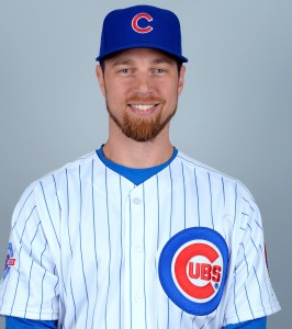 Cubs infielder Ben Zobrist (Photo courtesy of MLB.com)