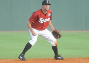 Orioles shortstop J.J. Hardy (Photo courtesy of Mike Strasinger / Nashville Sounds)
