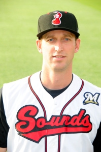 Mets reliever Jim Henderson (Photo courtesy Nashville Sounds)