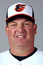 Orioles hitting coach Scott Coolbaugh